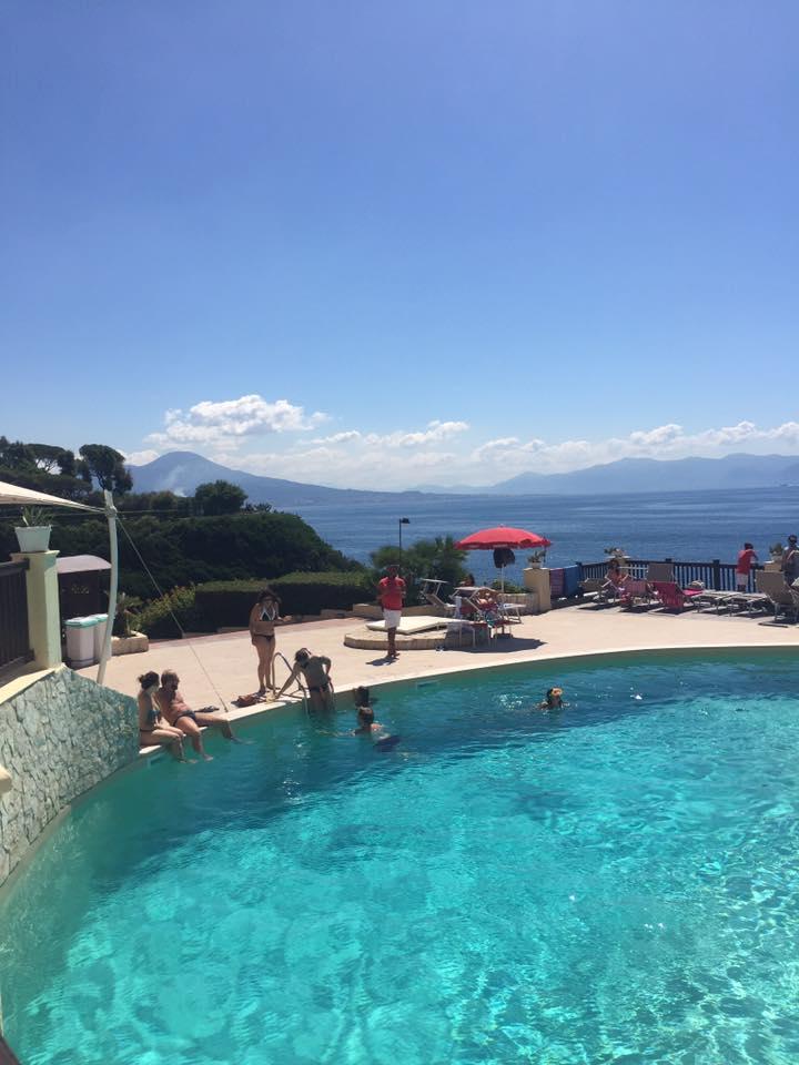 Baia Delle Rocce Verdi - Villa Fattorusso