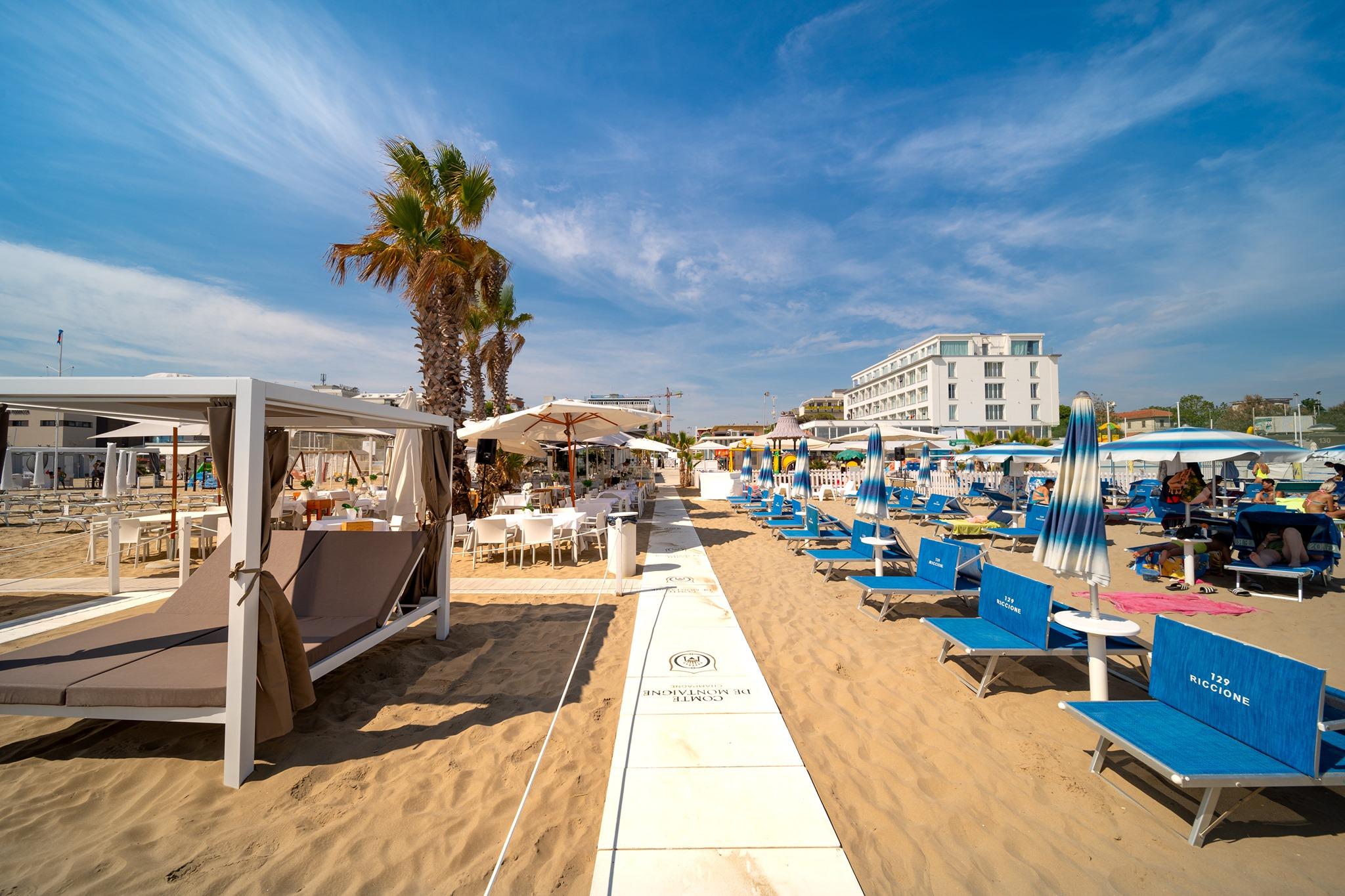 Spiaggia 129