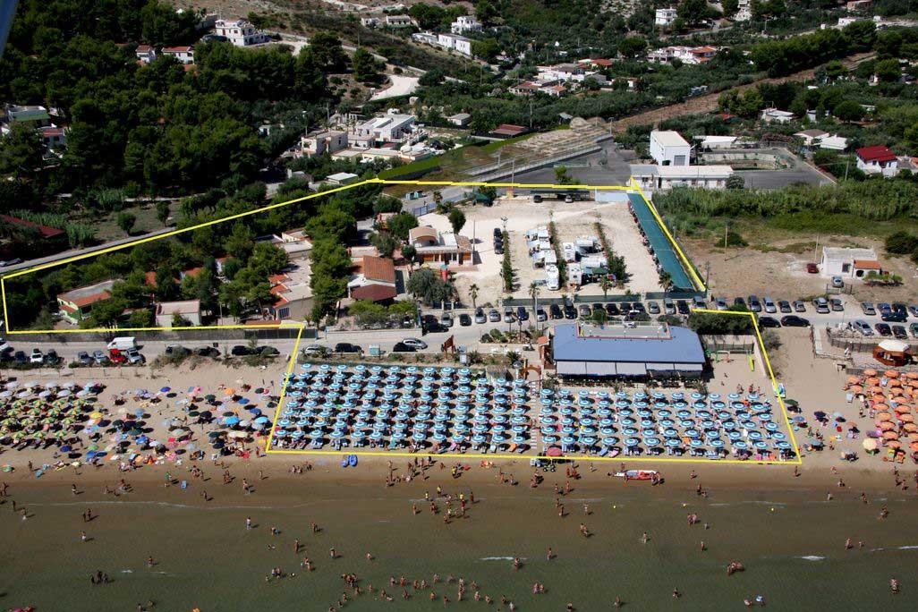 Lido Molinella Beach