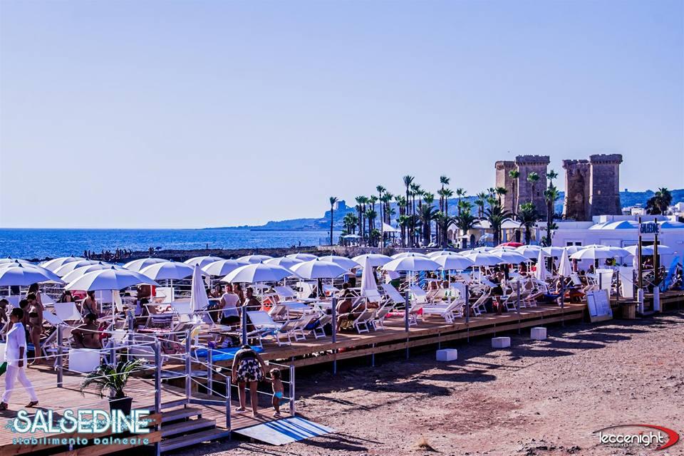 Salsedine Beach