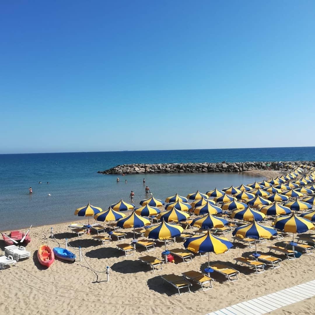 Lido Calidoski beach bar