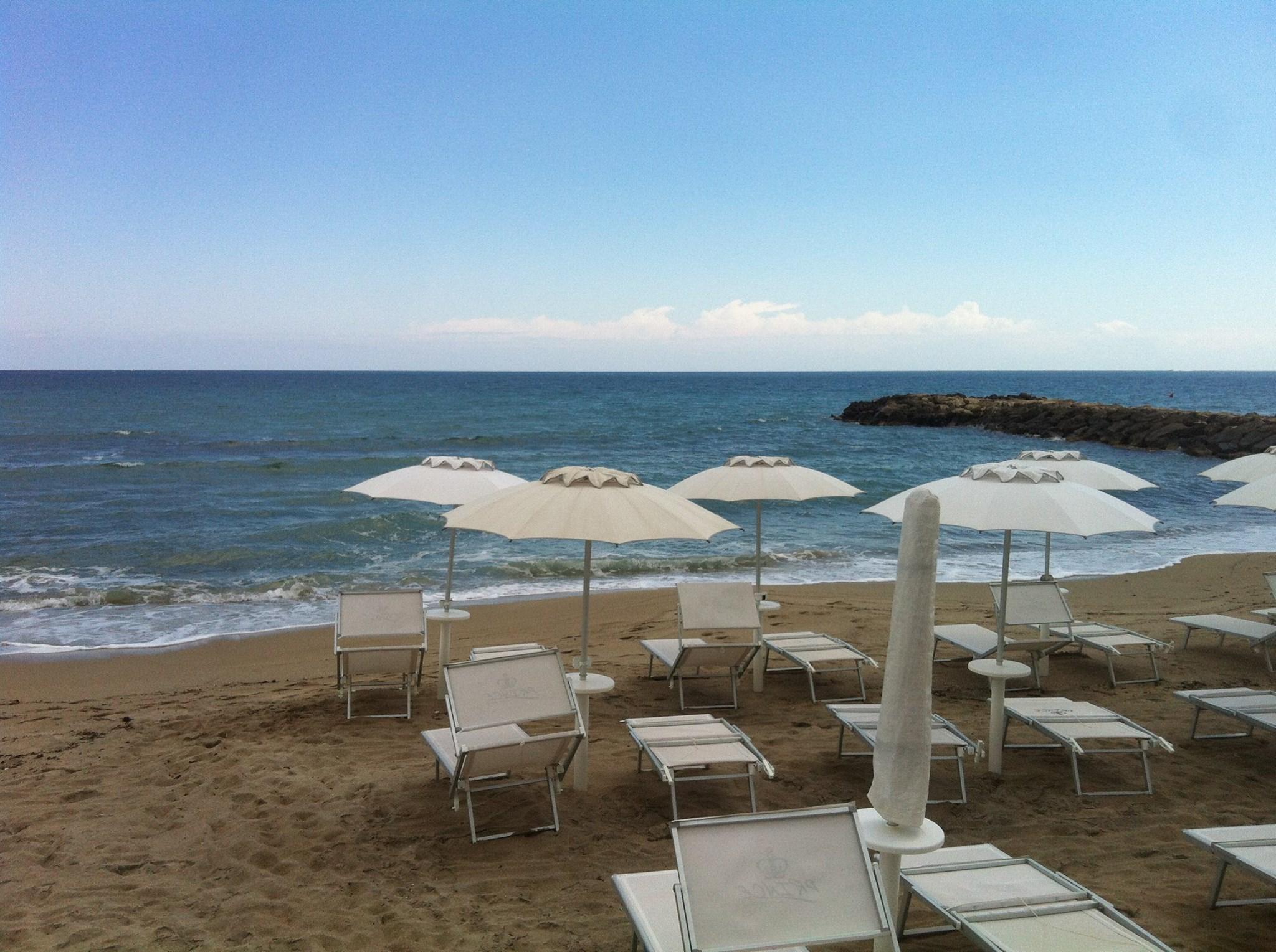 Lido Pevero Beach