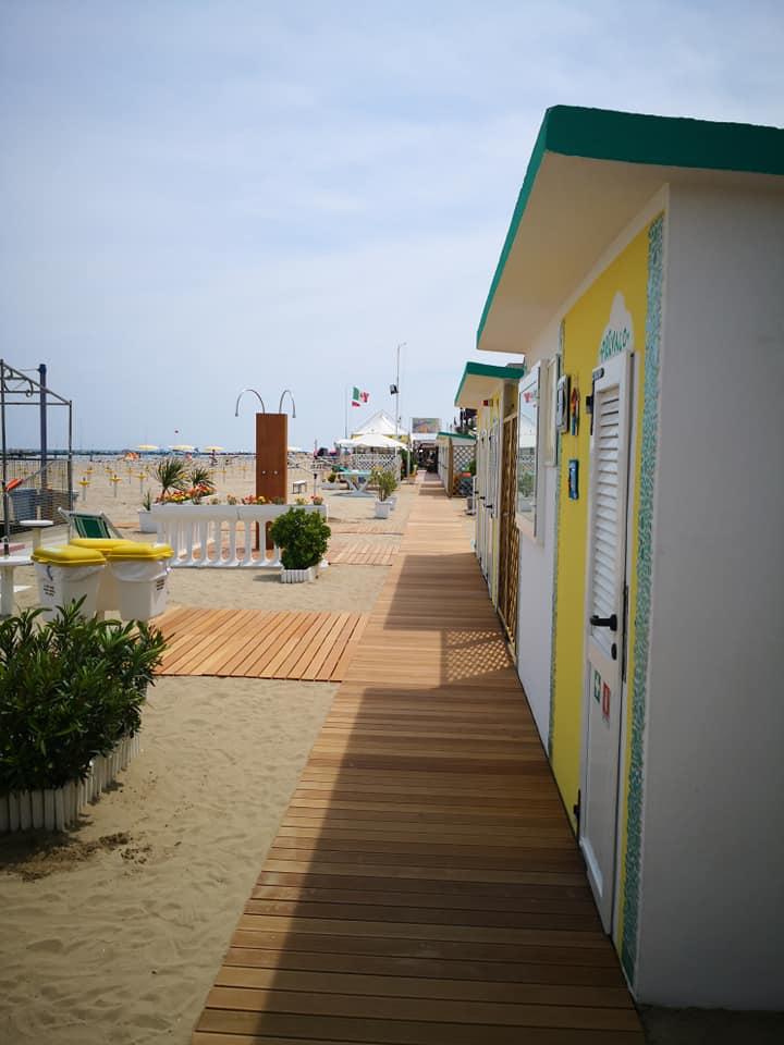 Bagno 6 Federico Beach