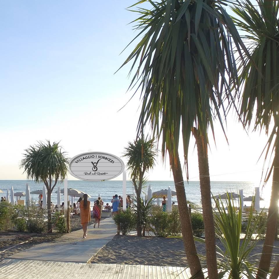 Sorbizzi Beach