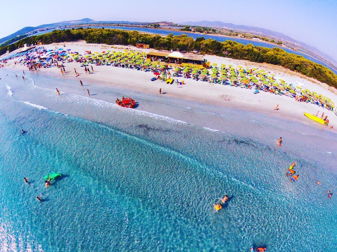 Luna Beach Porto Pino