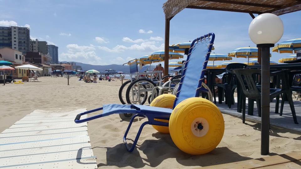 Spiaggia Attrezzata Tangram