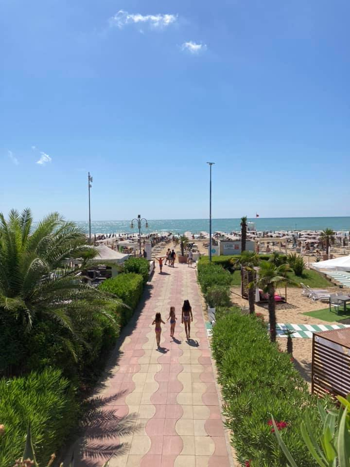 Stabilimento Balneare Oro Beach