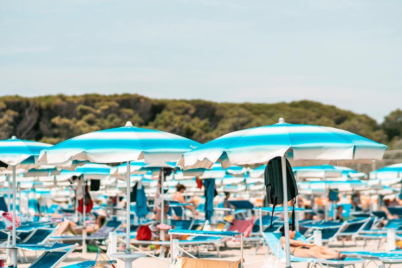 Spiaggia Margherita 85-86