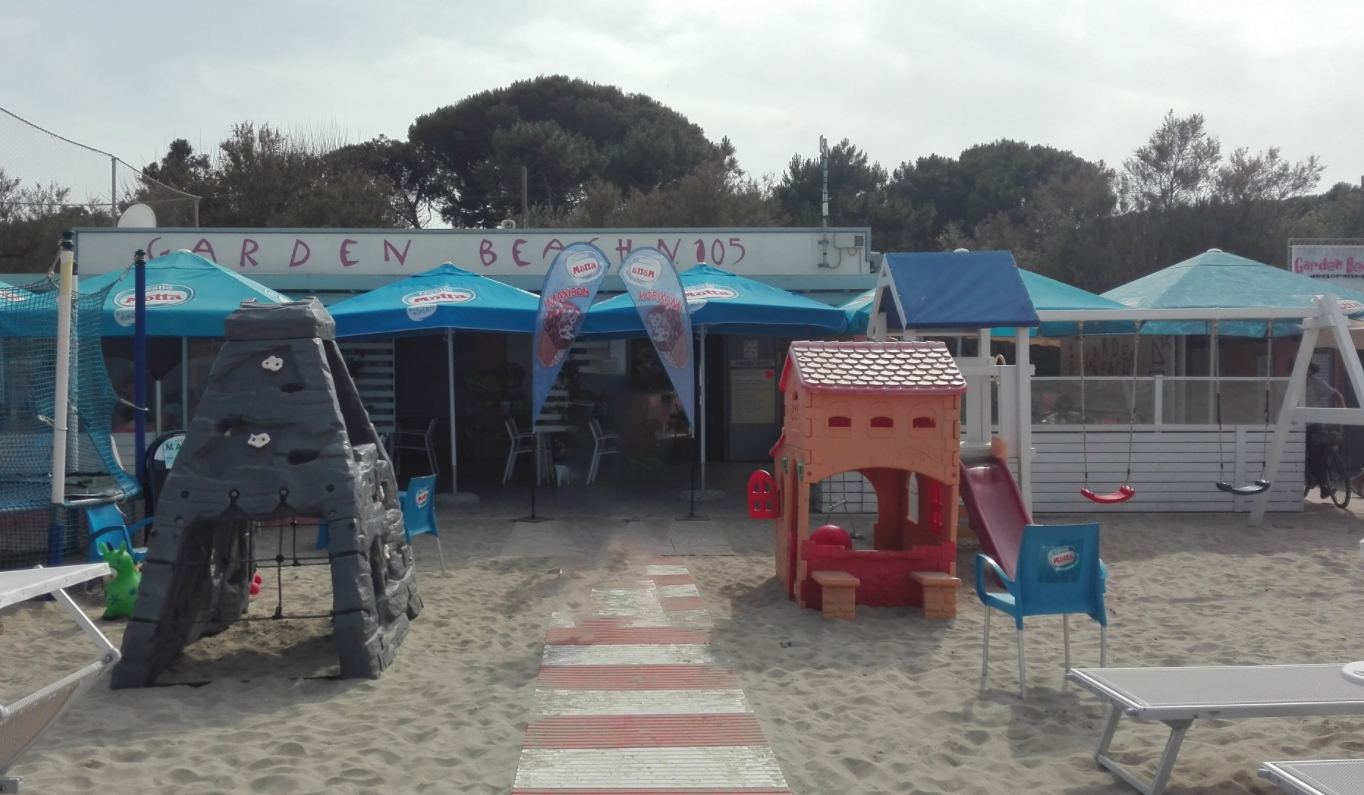 Garden Beach 105