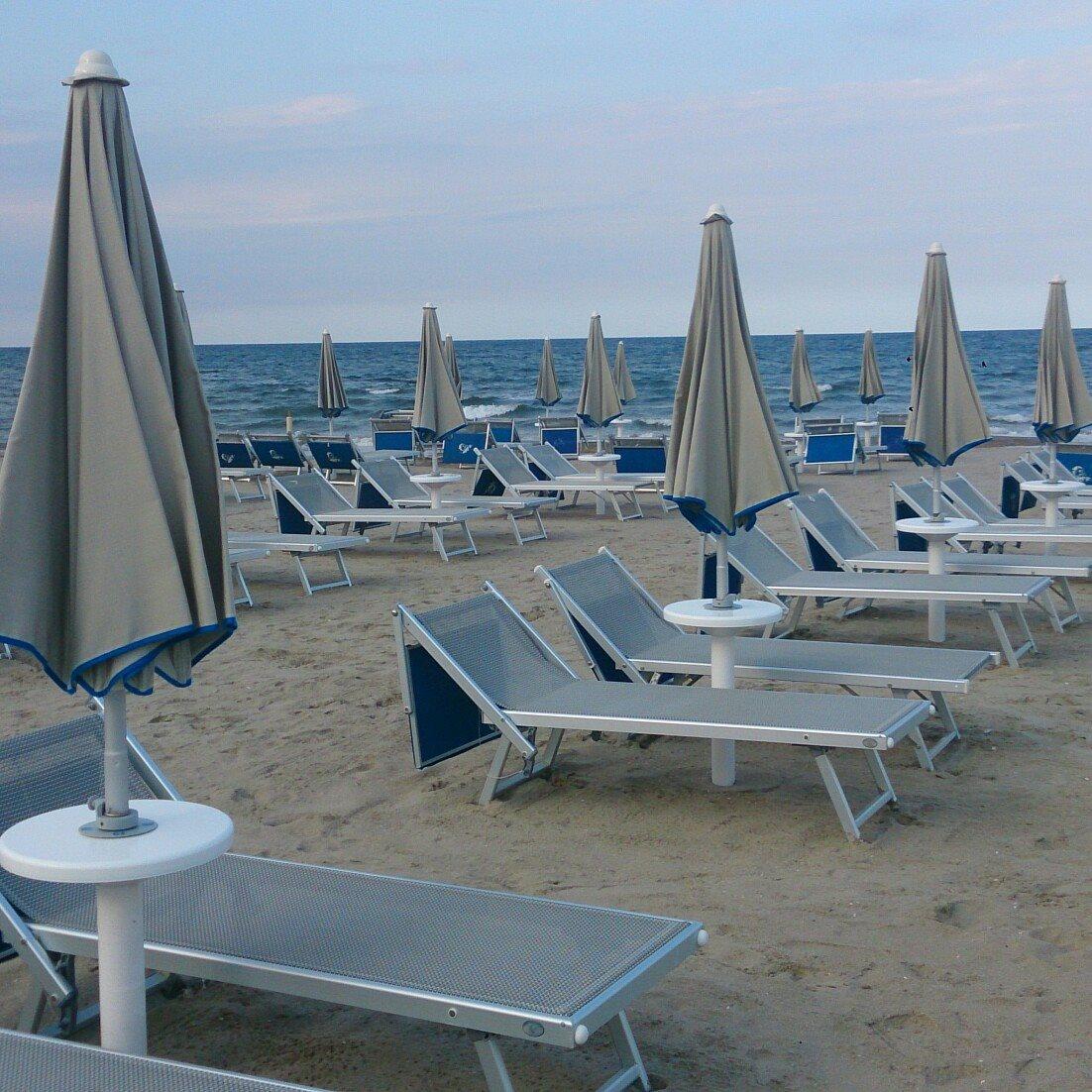 Le Saline Beach