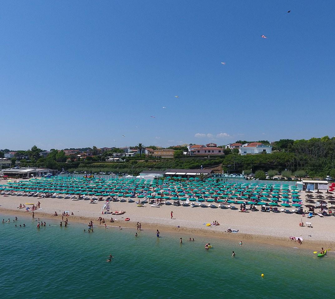 Spiaggia La Perla