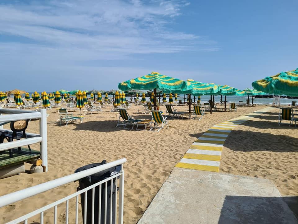 Conca D'Oro Beach
