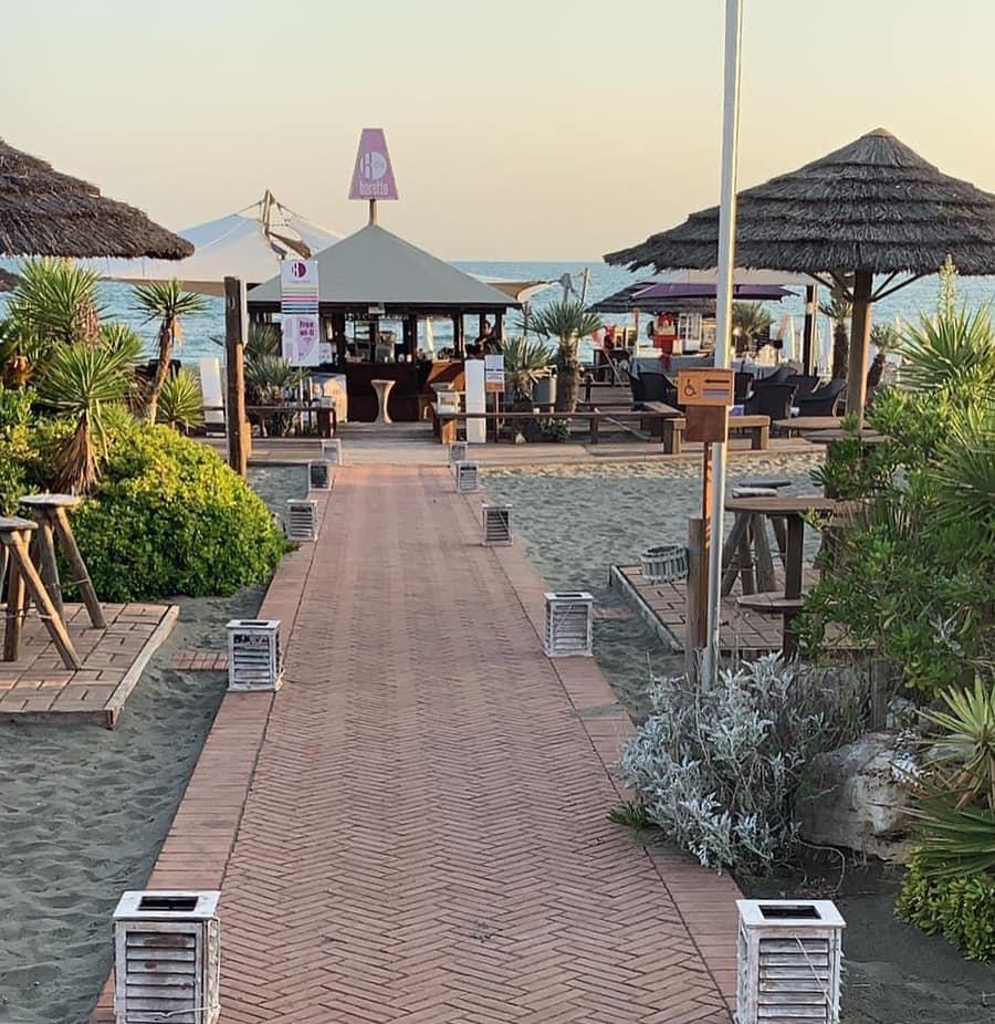 La Spiaggia Di Bettina