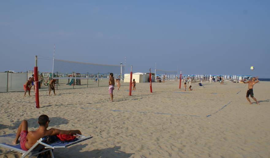 Bagno Lucciola - Spiaggia 40
