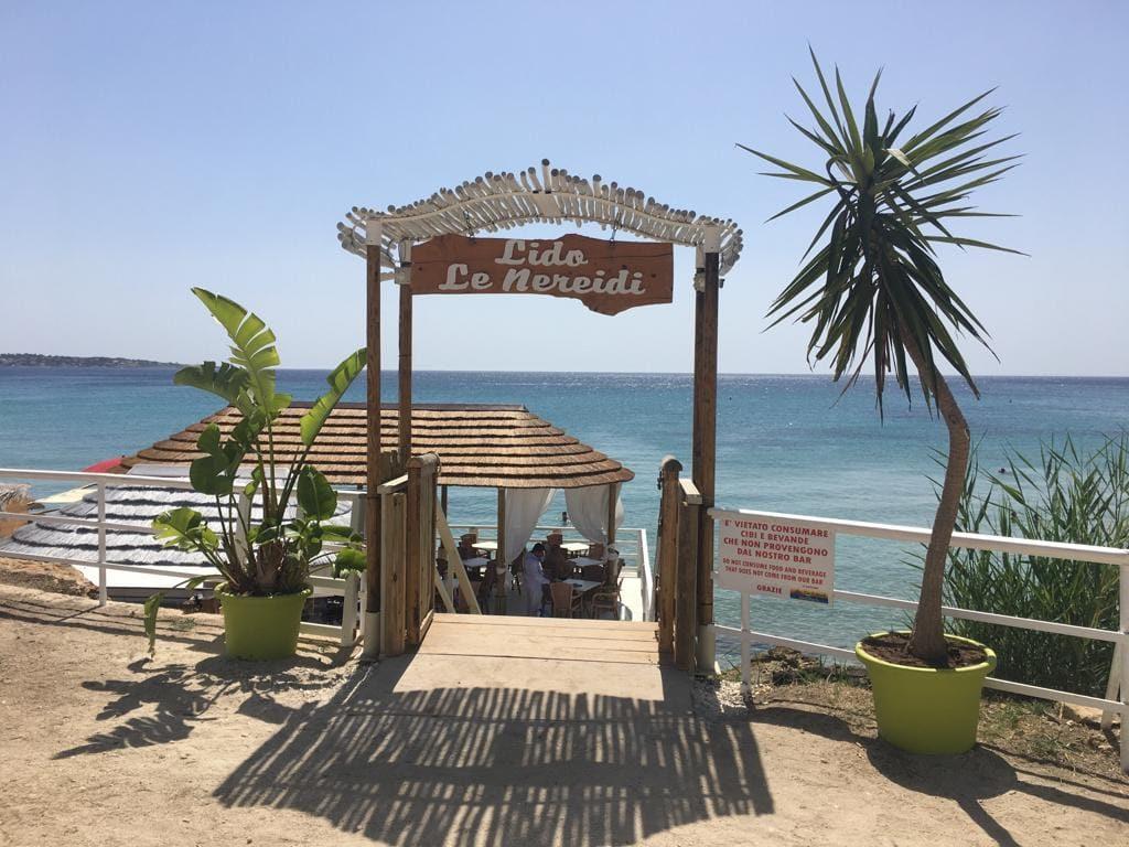 Le Nereidi Beach