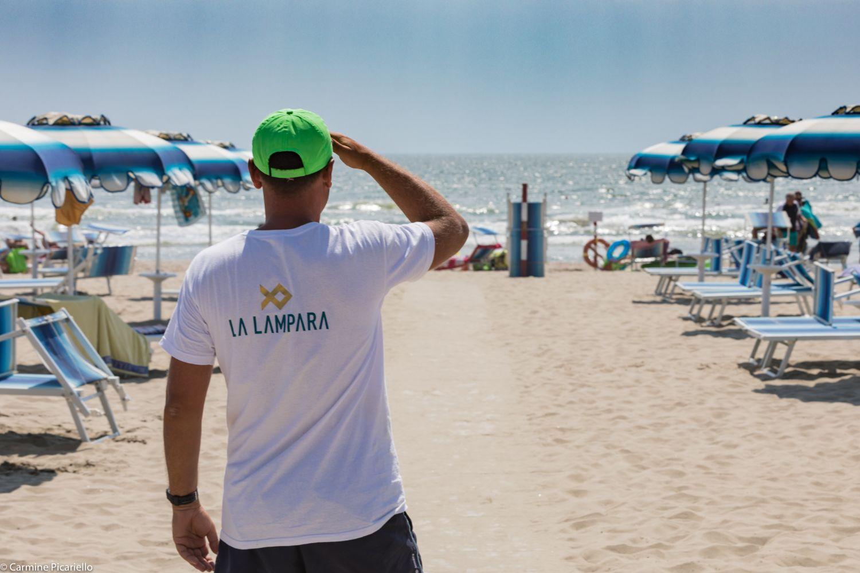 Spiaggia La Lampara