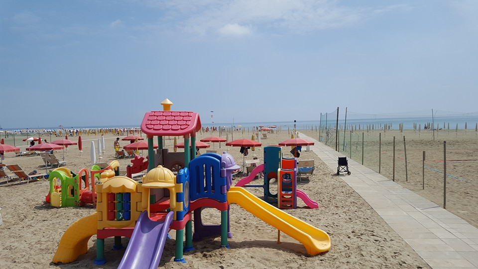 Vascello Beach