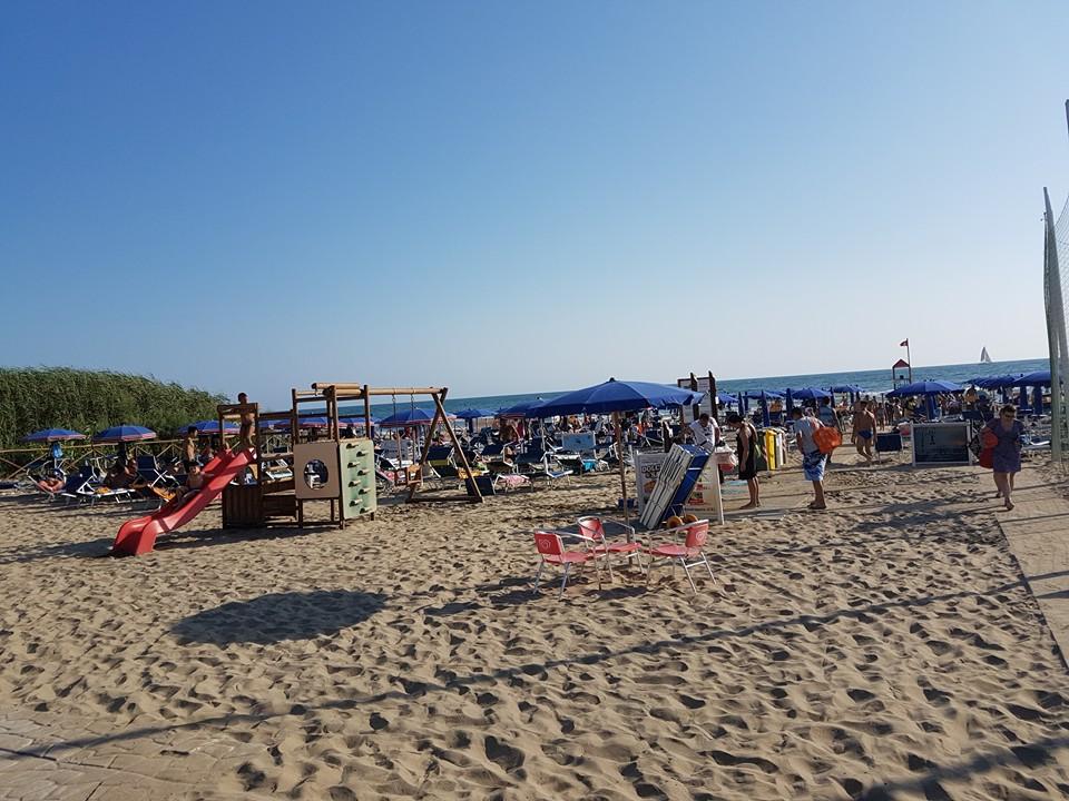 Lido Soleado Beach