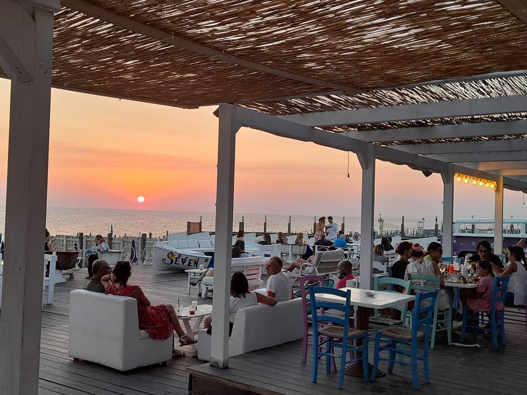 Seven Beach Sunset
