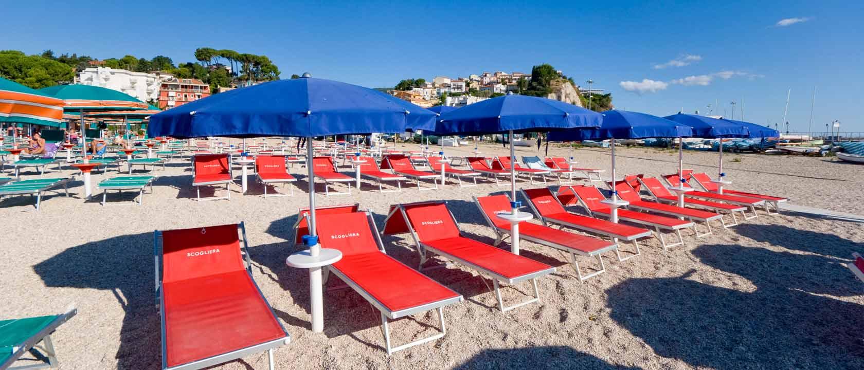 Spiaggia Hotel Scogliera