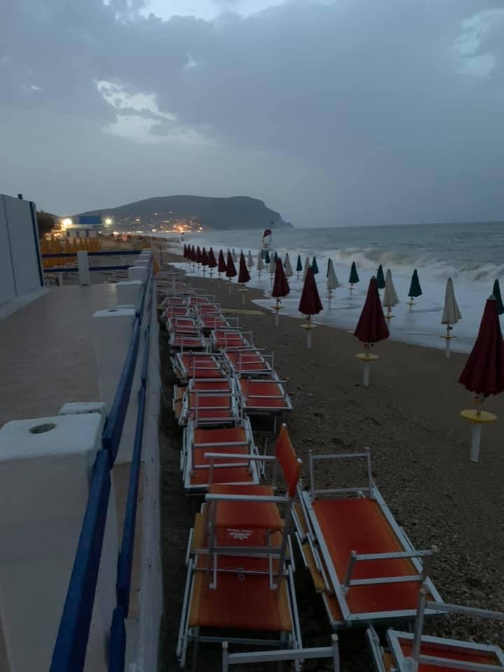 Crazy Beach Numana Dog Beach