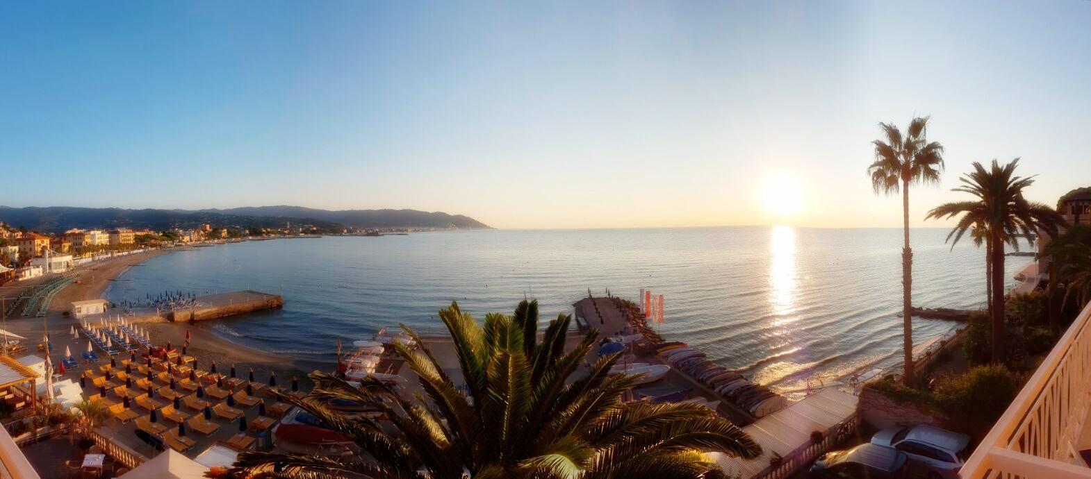 Hotel Golfo & Palme