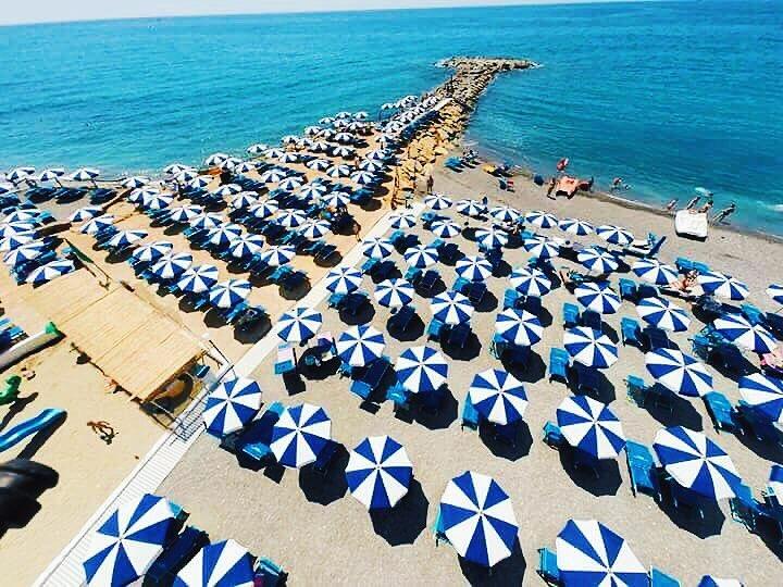 Bagni La Scogliera Beach
