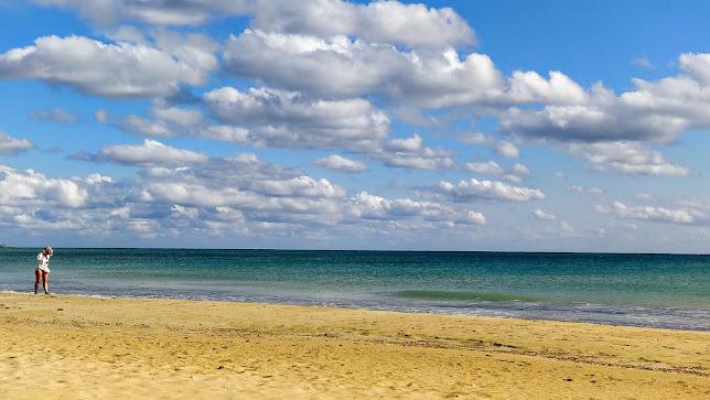 Spiaggia Di Torre Pali (zona Bacino)
