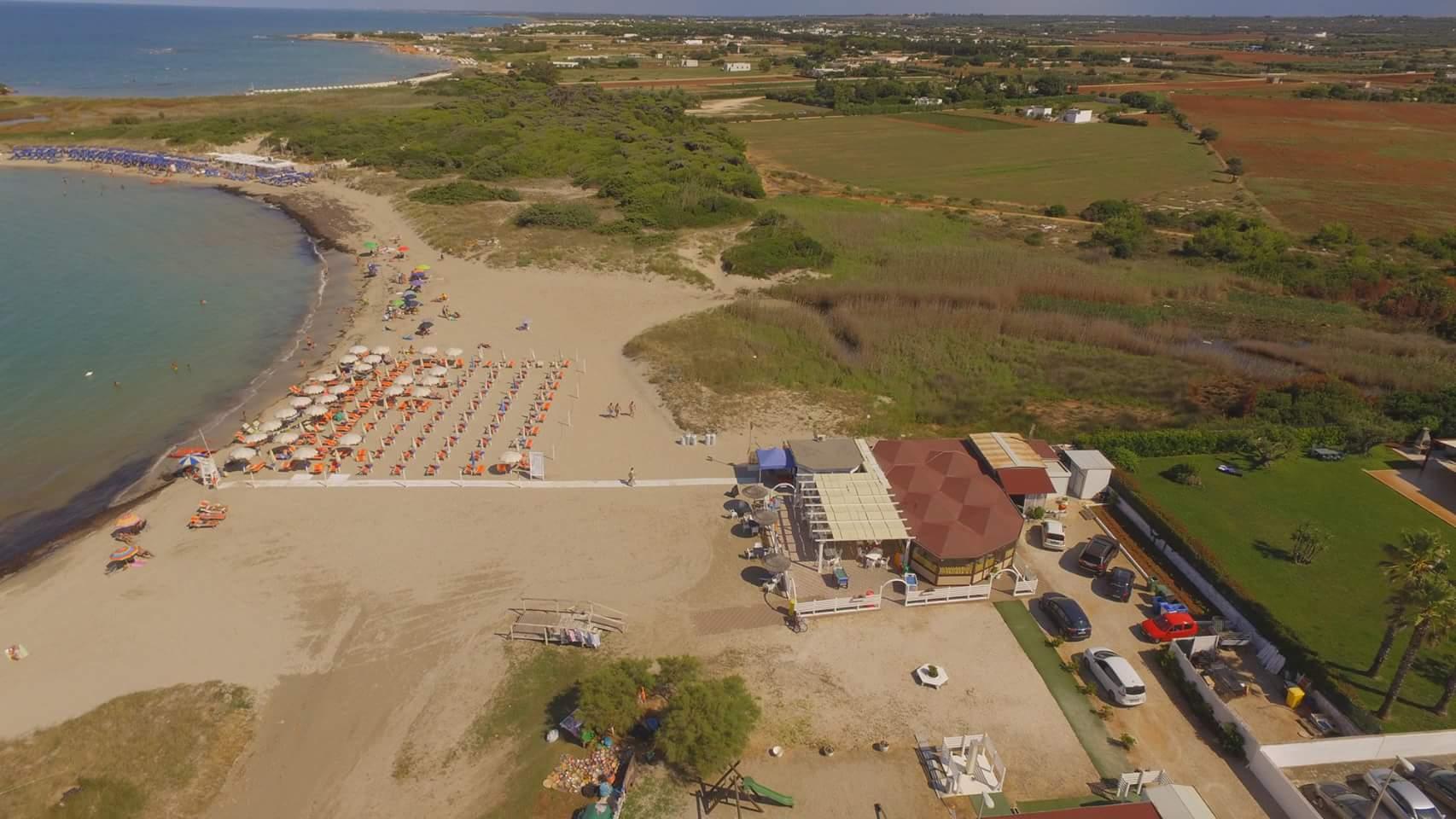 Torqueda Beach Lido Pantanagianni