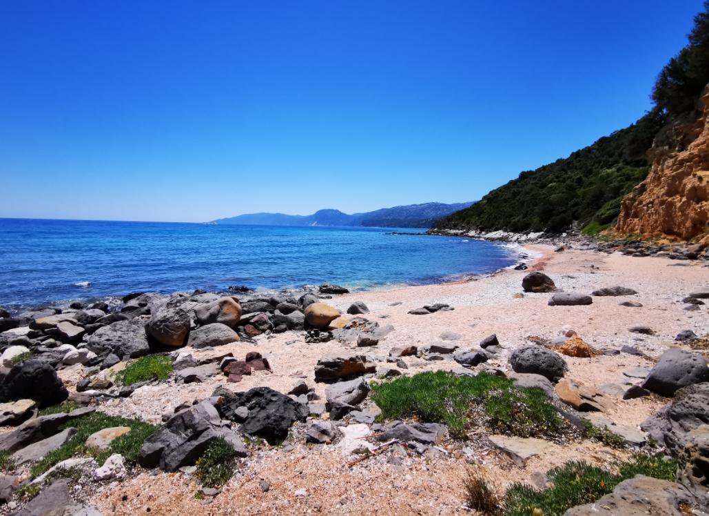 Spiaggia S'Abba Meica Dog Beach