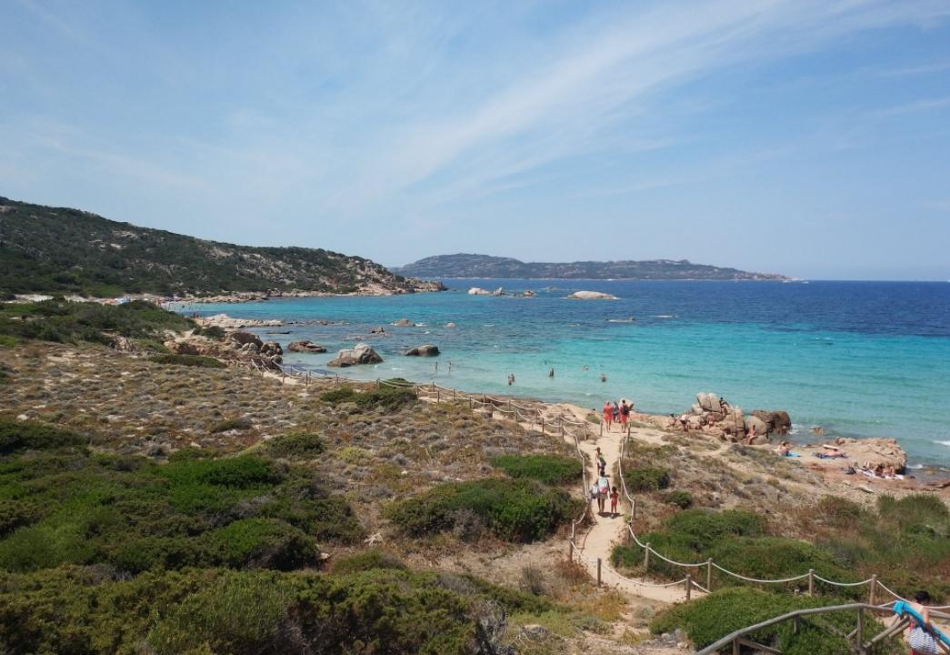 Spiaggia Di Bassa Trinità