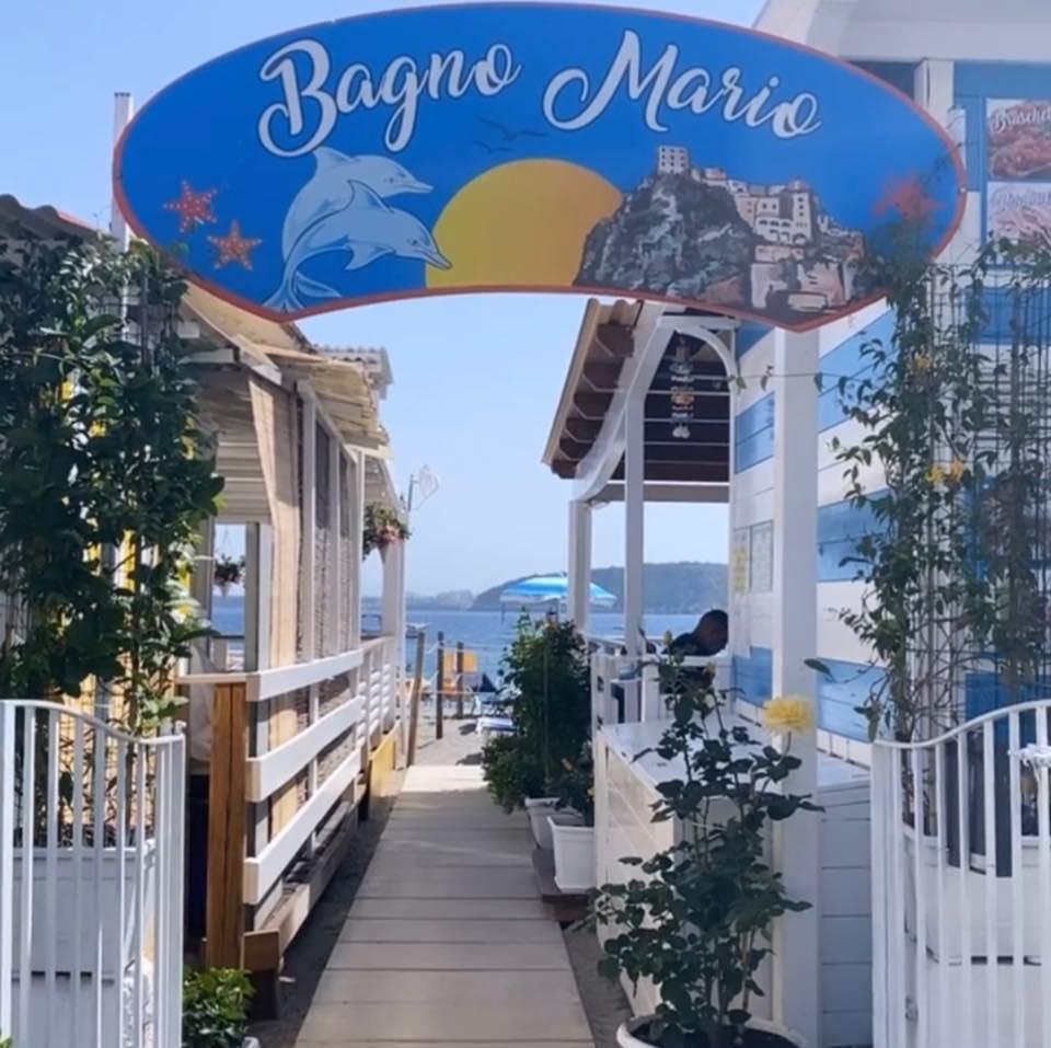 Bagno Mario - Blue Wave Bar