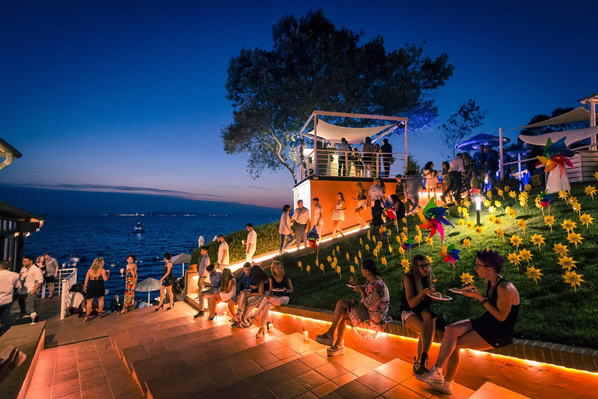 Cala Felice Beach Club