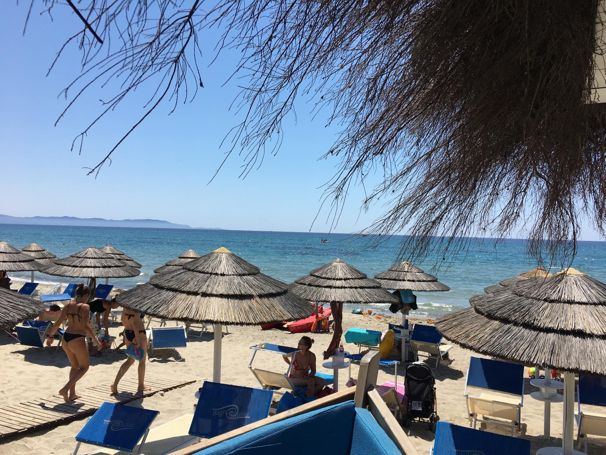 La Baracchina Bagnoskiuma Beach