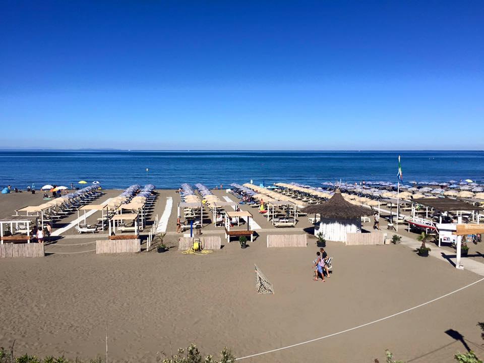 Etruria Beach