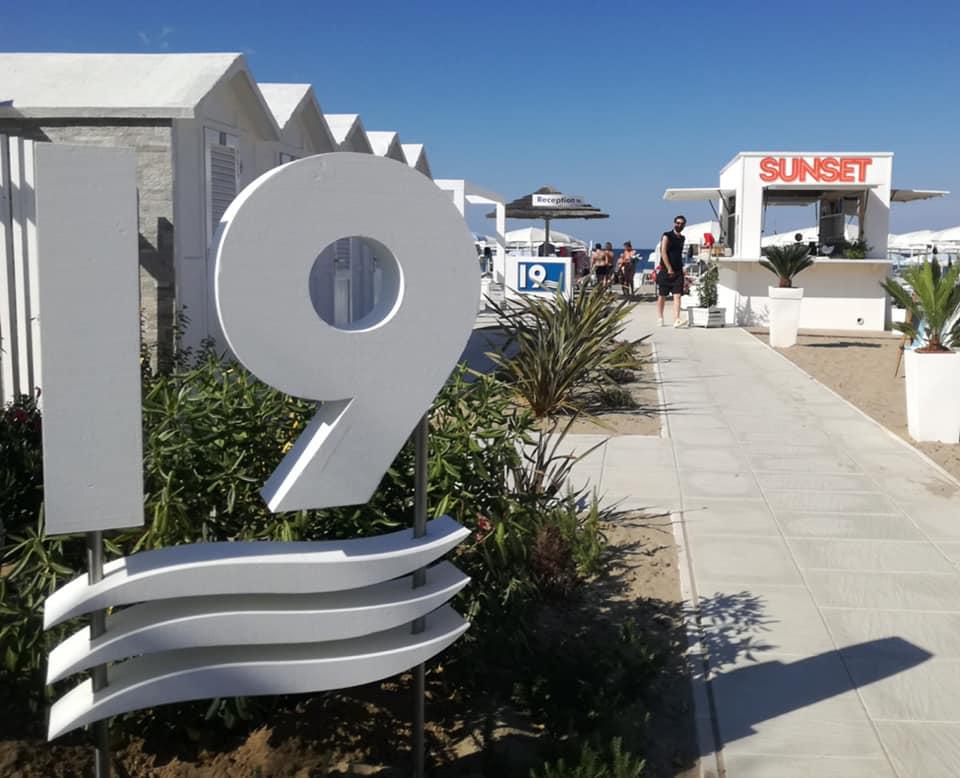 Fontanelle Beach Bagno 19