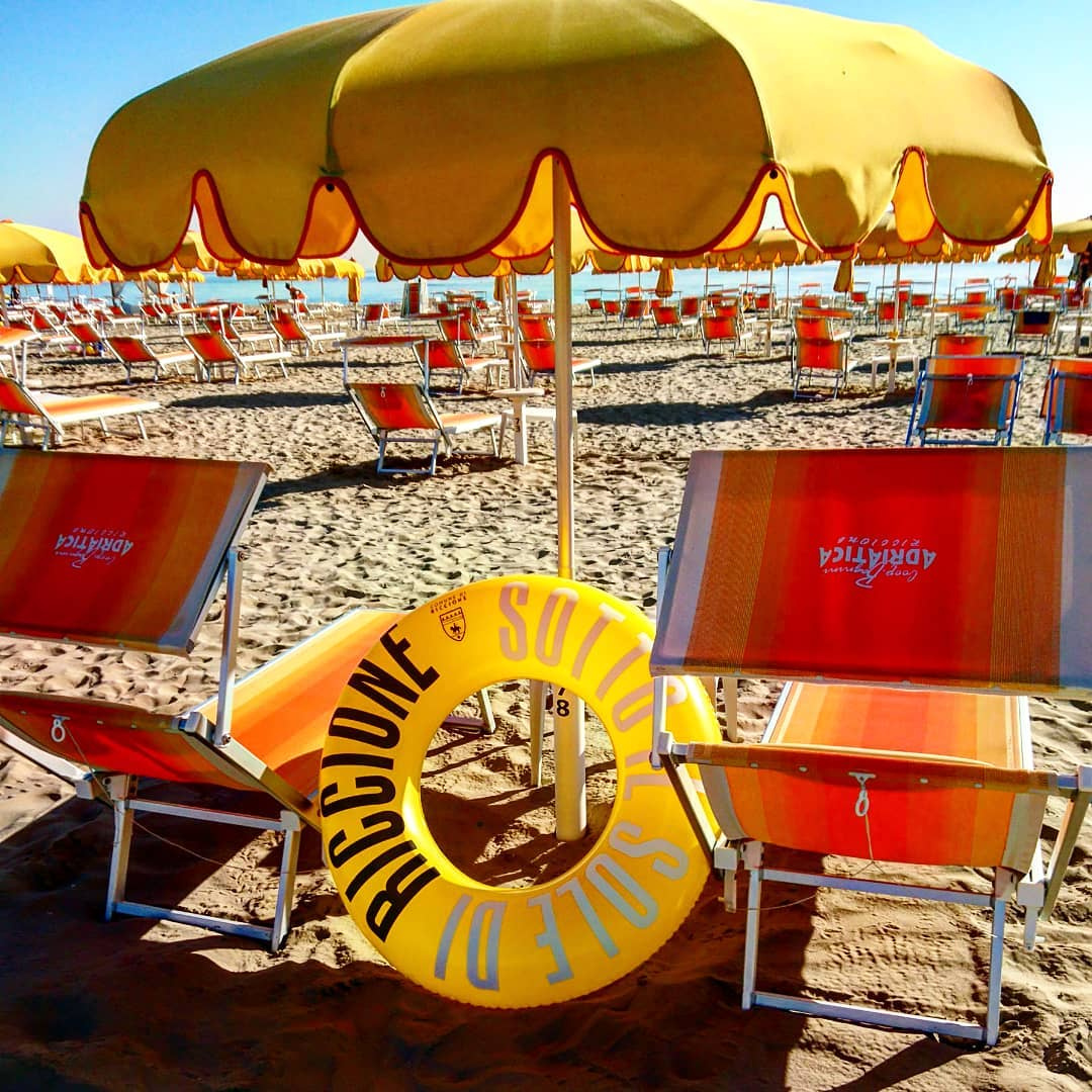 Le Dune Beach