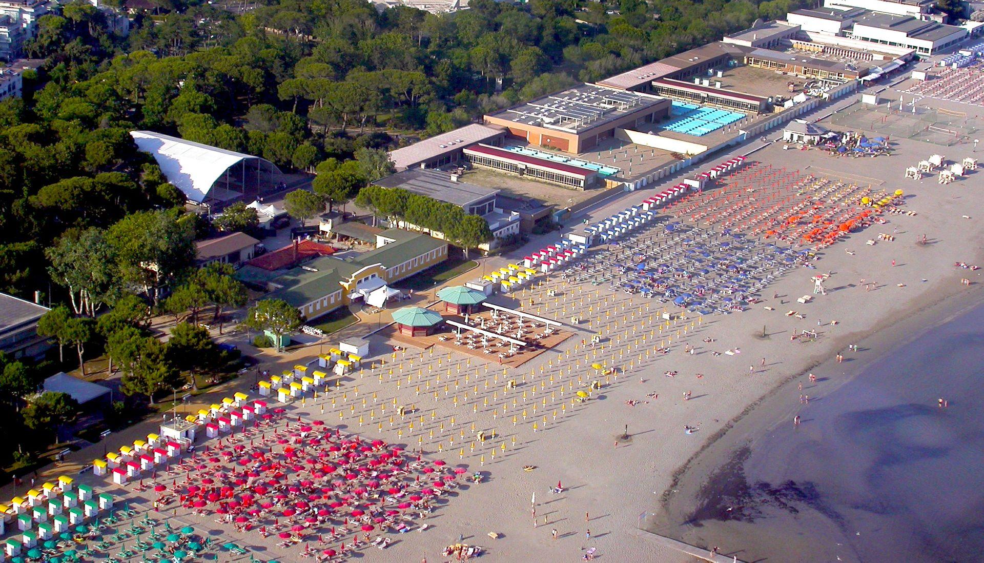 Grado Impianti Turistici S.p.A. Spiaggia e Terme Marine Dal 1892