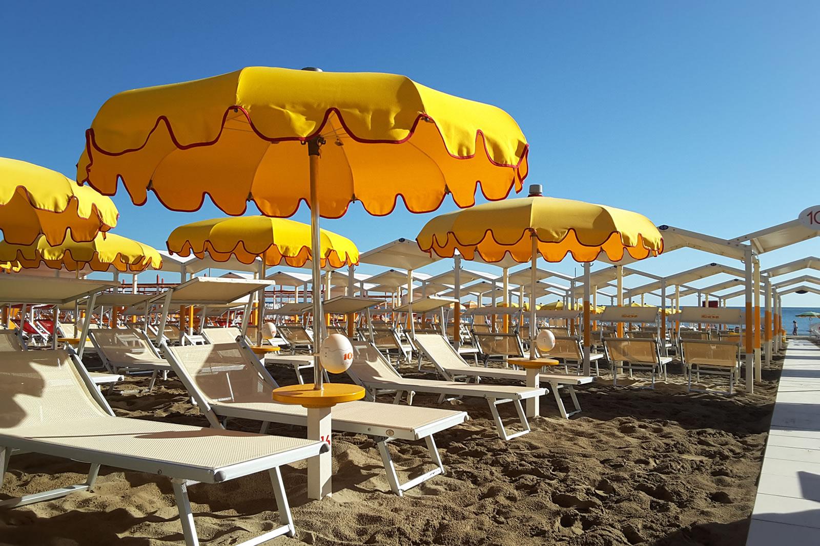 Bagni 105 La Spiaggia Del Benessere