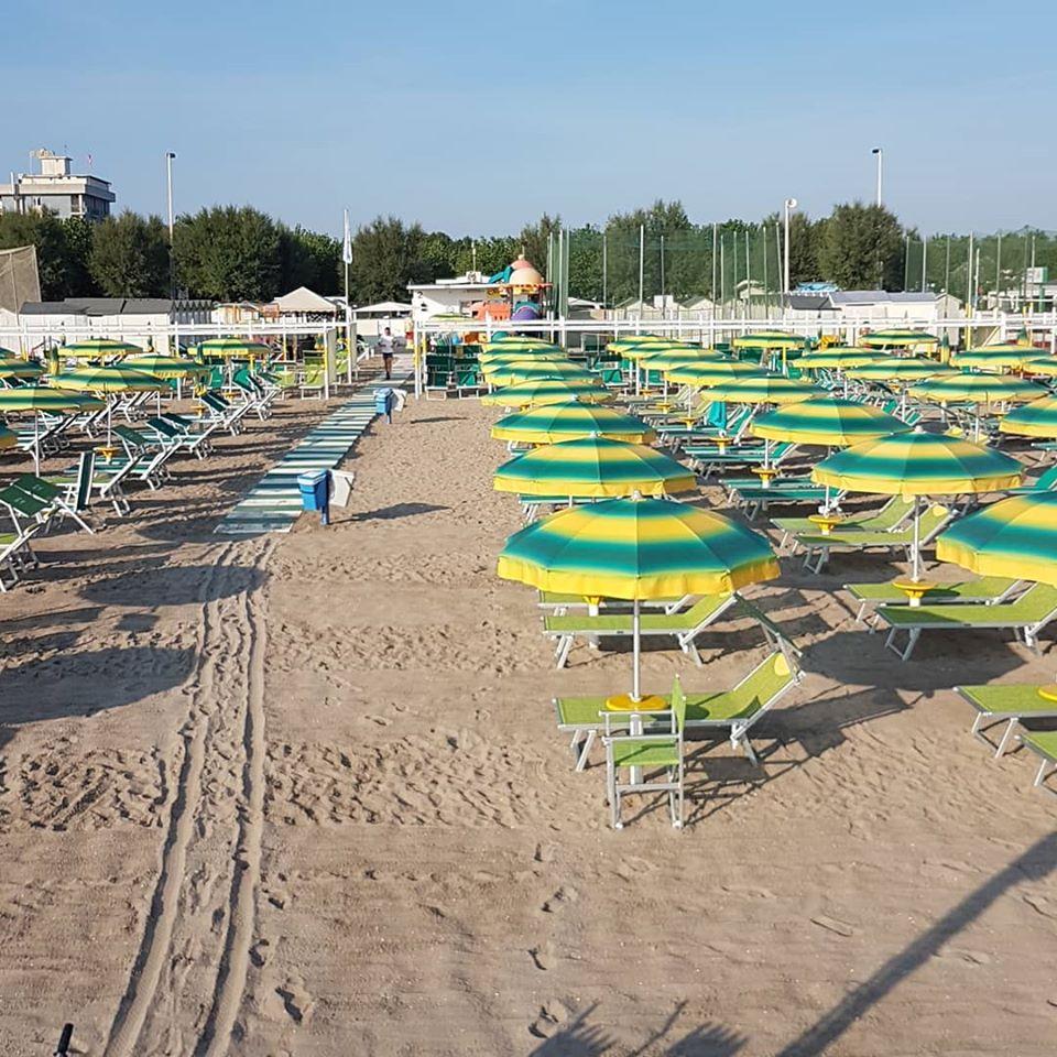 Zona Spiaggia 2 Riccione Cesare