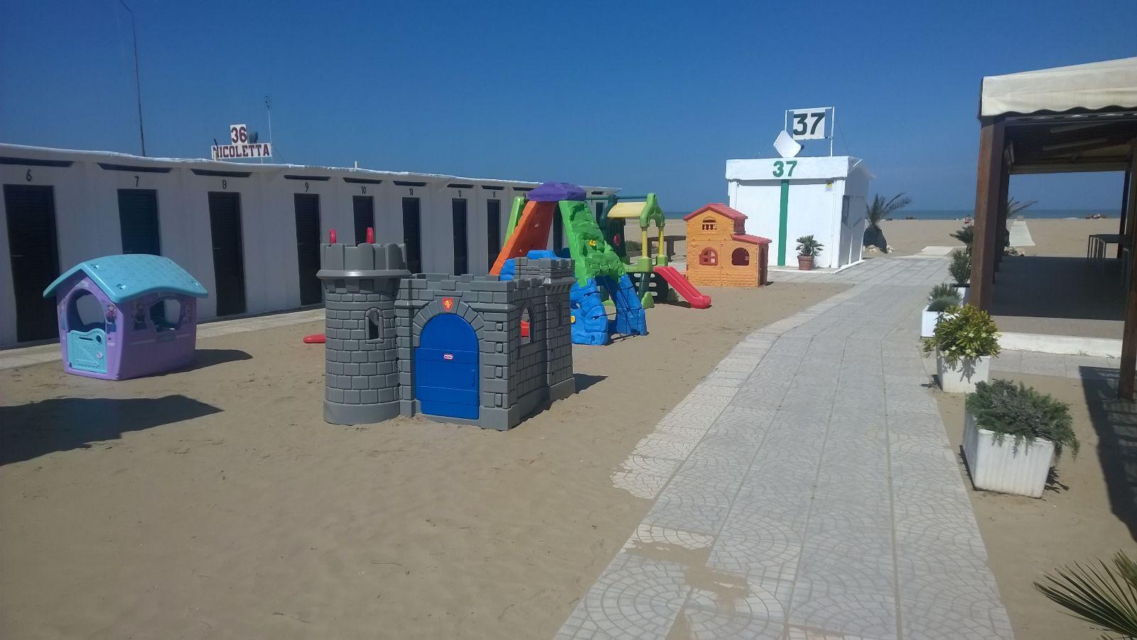 Bagno 37 - Dave's Beach