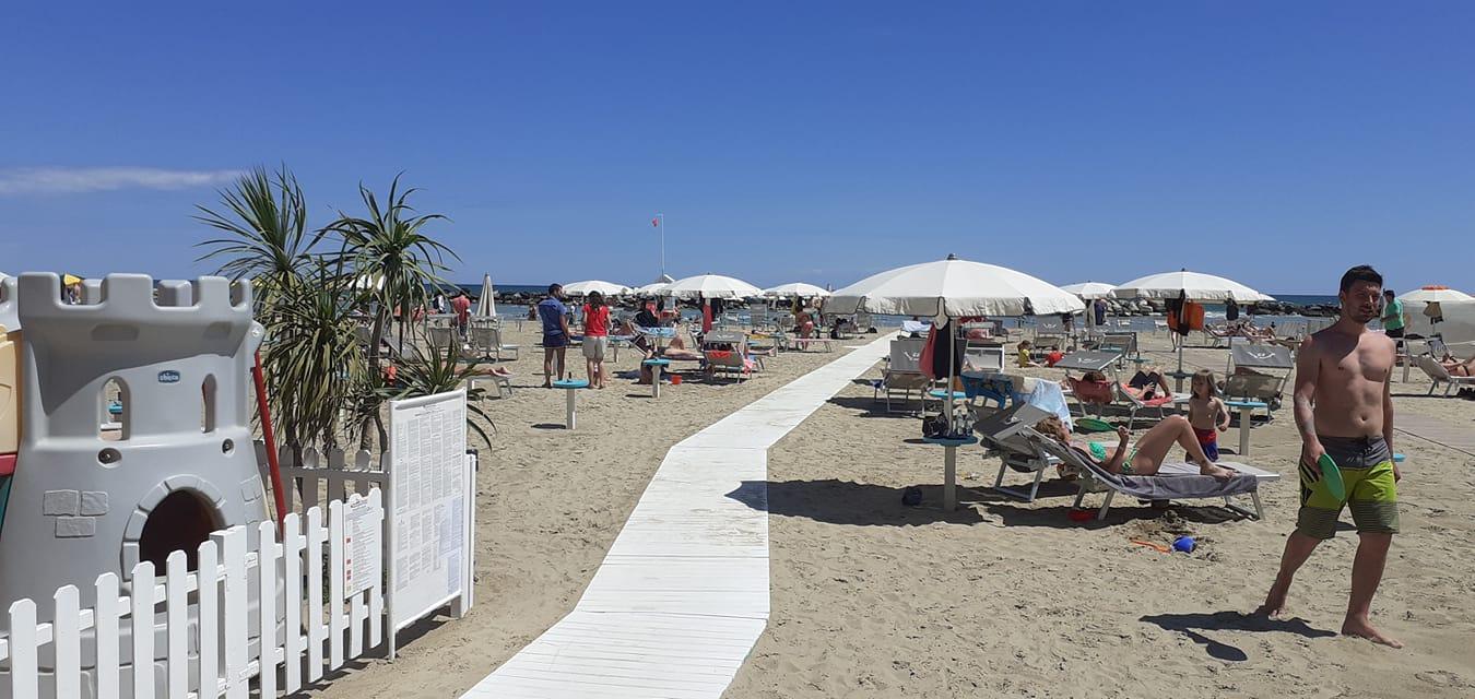 Bagno 23 tropicana beach