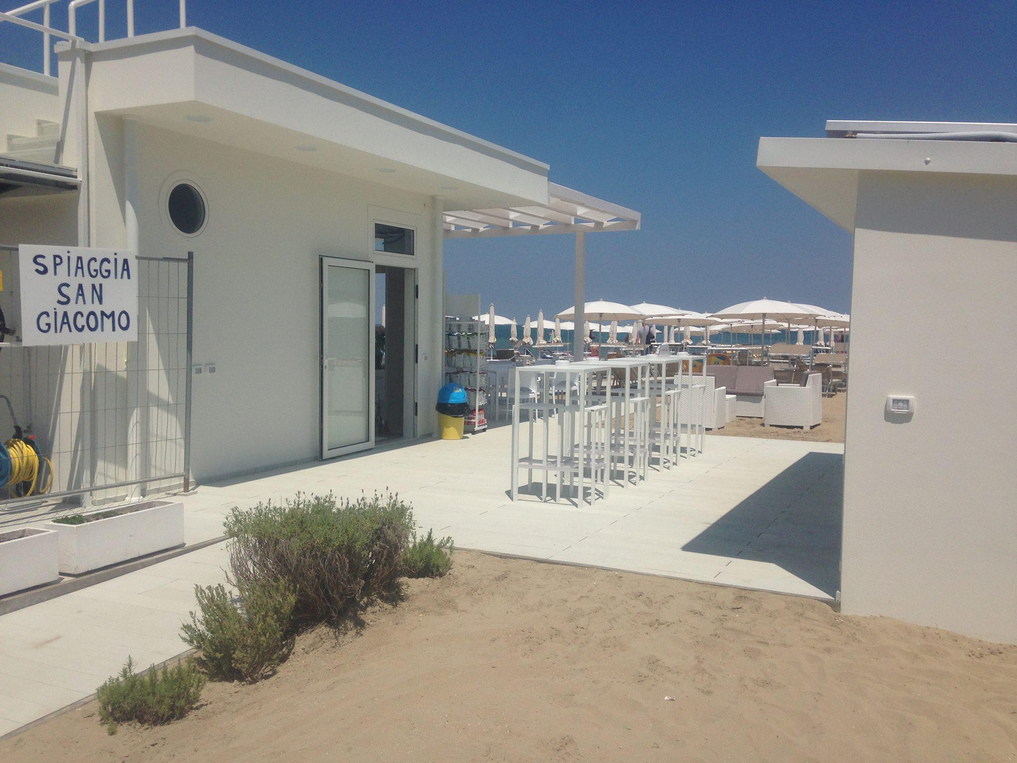 Spiaggia San Giacomo