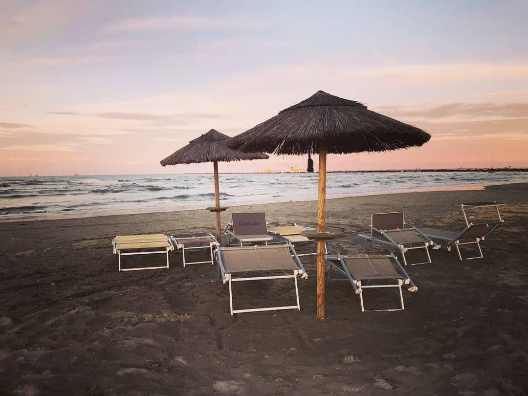 Spiaggia Quevida