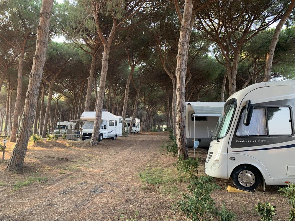 Riva De' Tarquini Camping Village