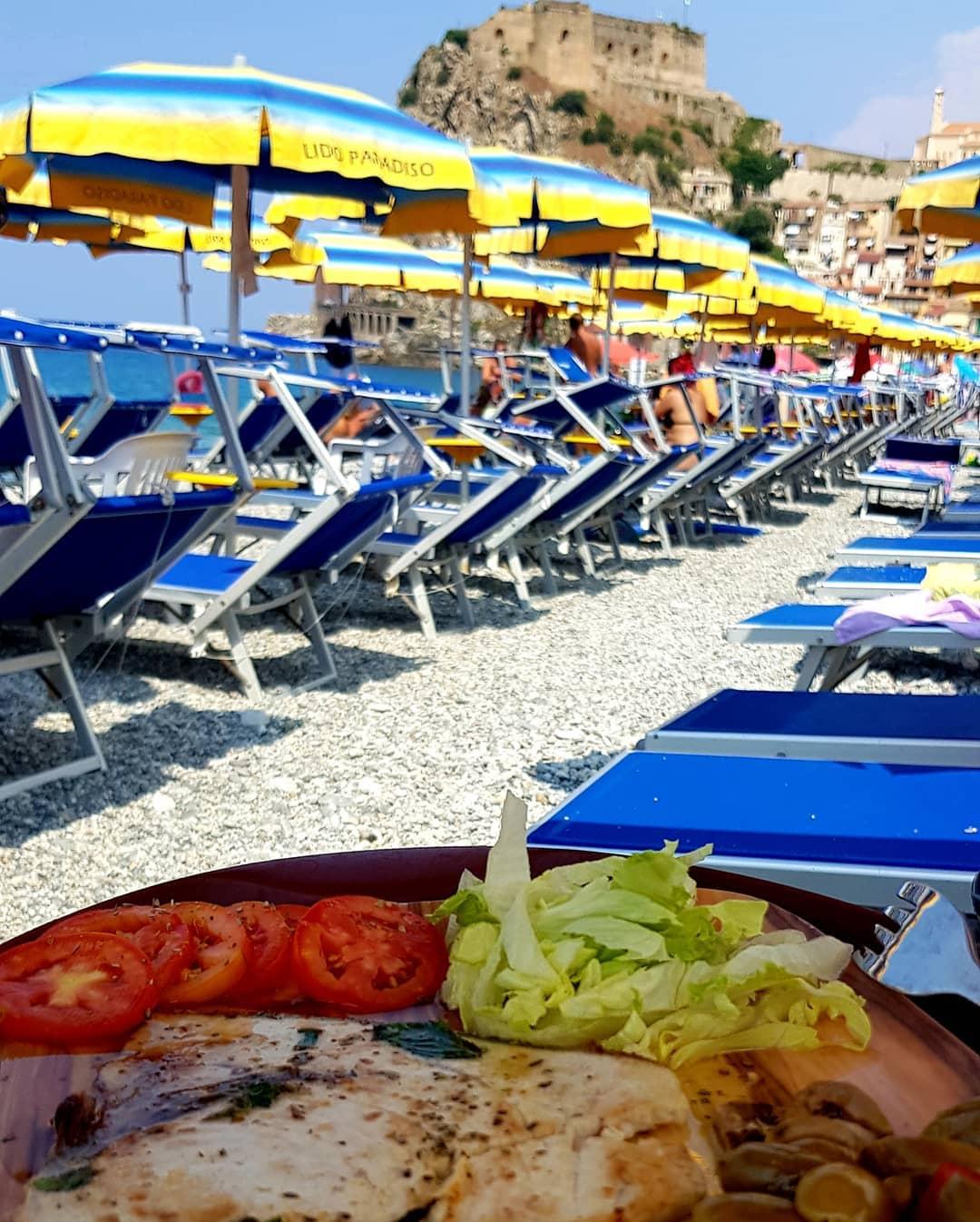 Lido Paradiso Scilla Beach