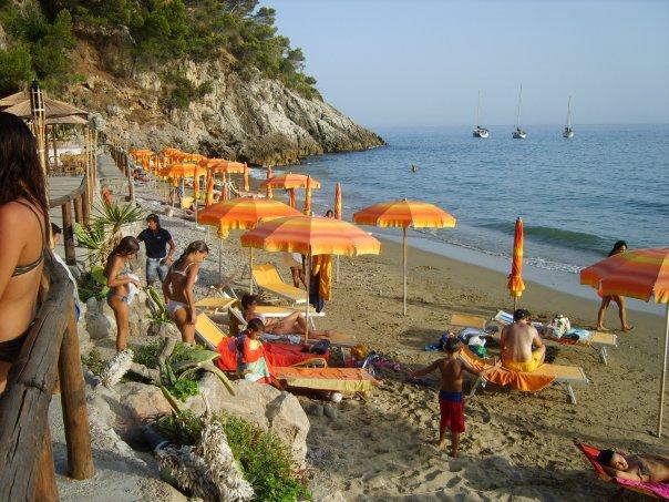 El Sombrero Spiaggia delle Bambole