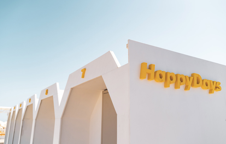 Happy Days Beach