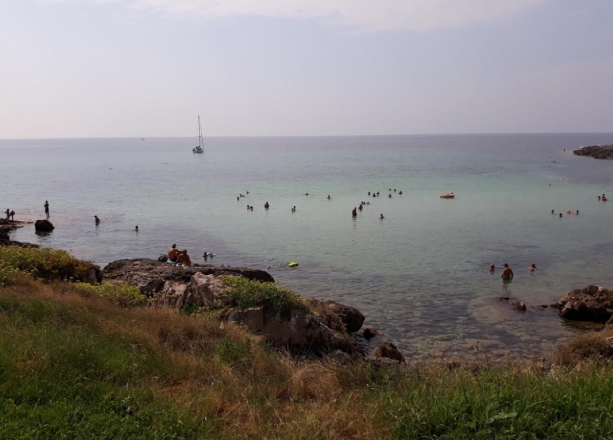 Spiaggia Di Porto Franco