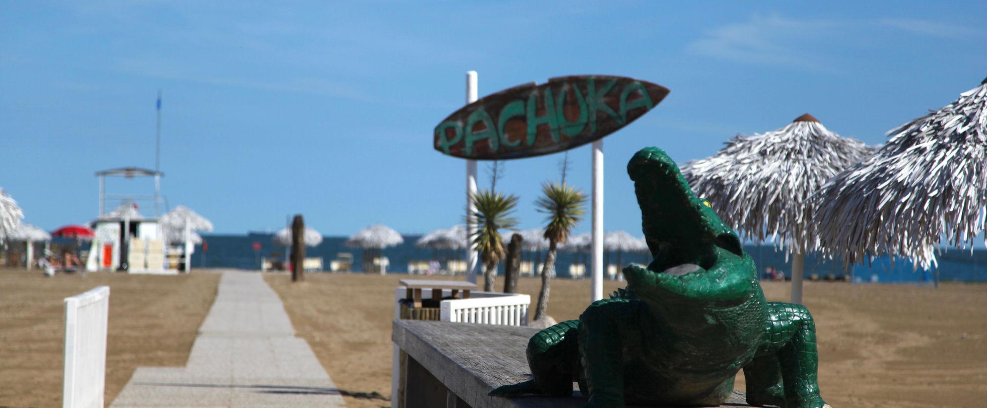 Pachuka Beach